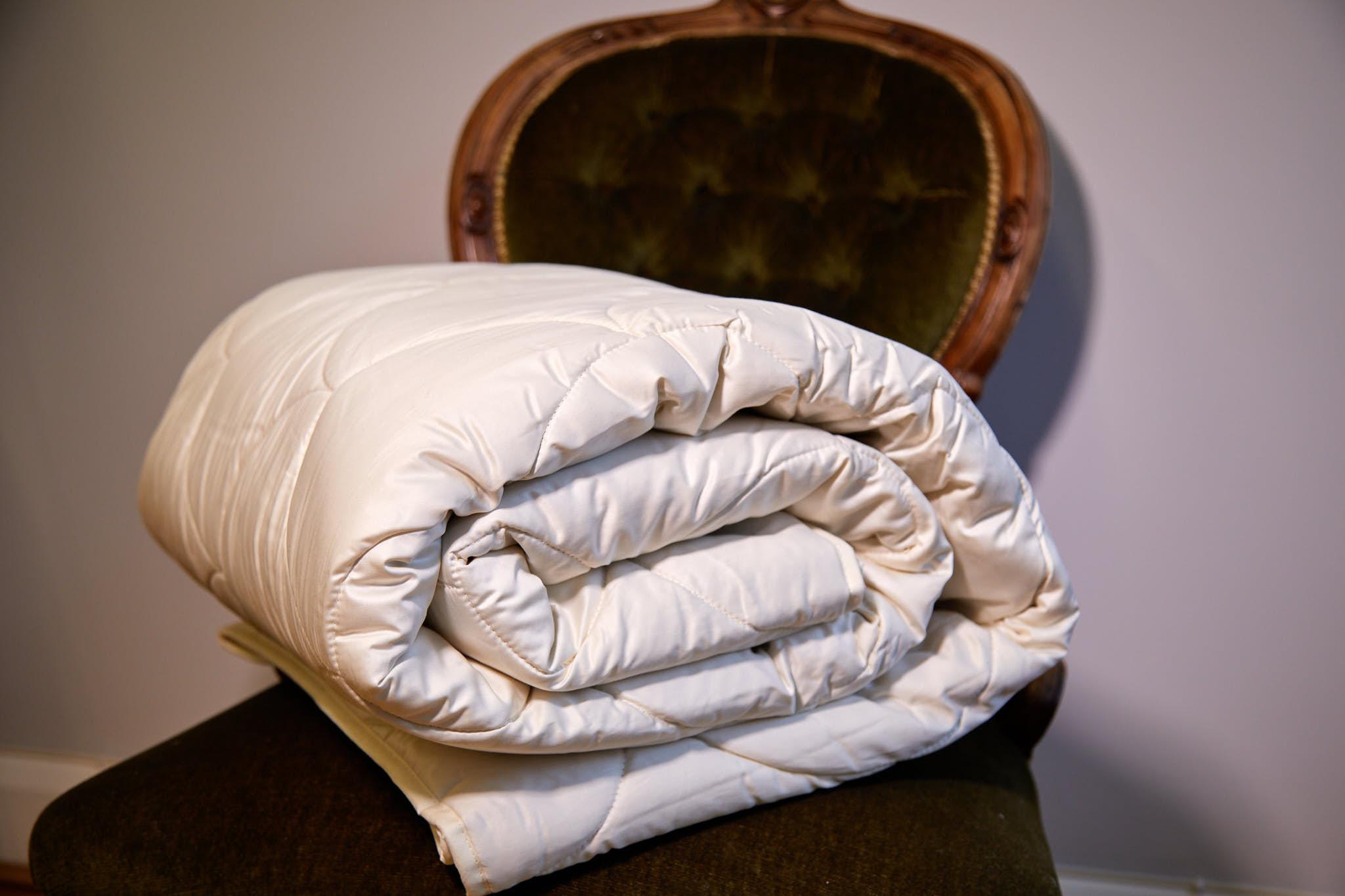 Austrian Bedding - wool duvet