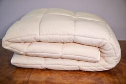 Austrian Bedding - wool mattress topper