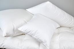 Austrian Bedding Company pillow collection