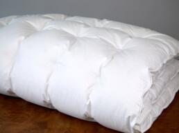 Austrian Bedding - goose down duvet
